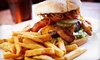 Bonaventure Brewing Co - Downtown Los Angeles: Upscale Pub Food for Lunch or Dinner at Bonaventure Brewing Co. (Half Off). Three Options Available.