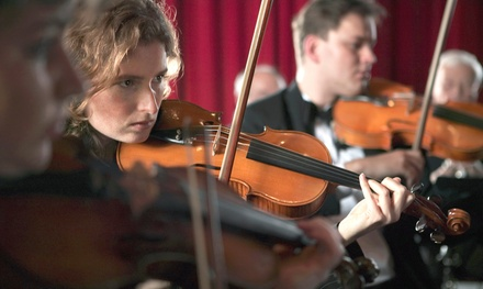 Birmingham-Bloomfield Symphony Orchestra's 2014–15 Season (Up to 51% Off)