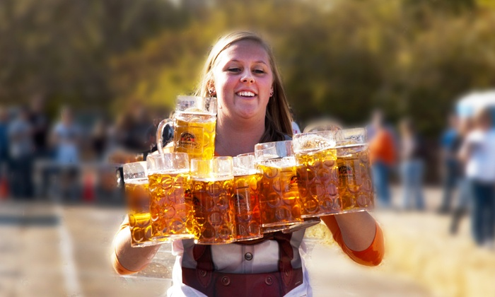 German Society 50th Oktoberfest - Loves Park: Regular or VIP Entry for One or Two to the German Society of Rockford Oktoberfest on October 3–4 (Up to 50% Off)