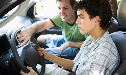 Three One-Hour Driving Lessons