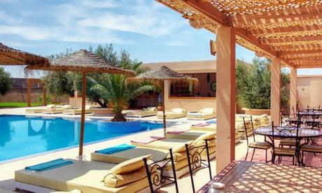 ✈ Marrakech : 4 nuits au Riad la Maison des Oliviers avec pdj, transfert et vols A/R depuis Paris BVA ou Marseille