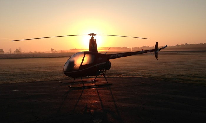 Higher Ground Helicopters - Miami: 15-Minute or 30-Minute Hands-On Helicopter Tour at Higher Ground Helicopters (Up to 43% Off)