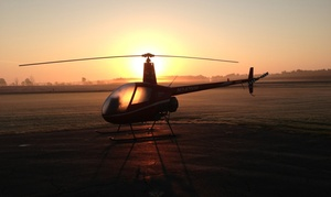 Higher Ground Helicopters: 15-Minute or 30-Minute Hands-On Helicopter Tour at Higher Ground Helicopters (Up to 43% Off)