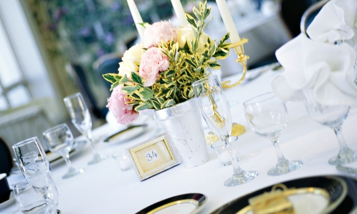 DeVaughnCharles Premier Events - North Jersey: Wedding or Event Planning from DeVaughnCharles Premier Events (50% Off)