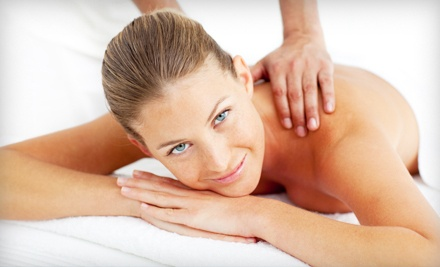30-Minute Swedish or Deep-Tissue Massage (a $40 value) - Wild Strandz Hair Salon in Ormond Beach