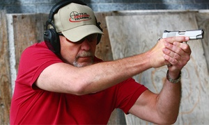 Tactical Firearms Training: $49.99 for $100 Toward any Firearms Training Classes with Tactical Firearms Training, LLC