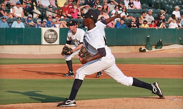 Charleston RiverDogs - Joseph P. Riley, Jr. Park.: Charleston RiverDogs Baseball Game at Joseph P. Riley, Jr. Park and Souvenir Hat (Up to 63% Off)