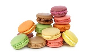 Macarons Sampler Gift (12- or 24-Pack)