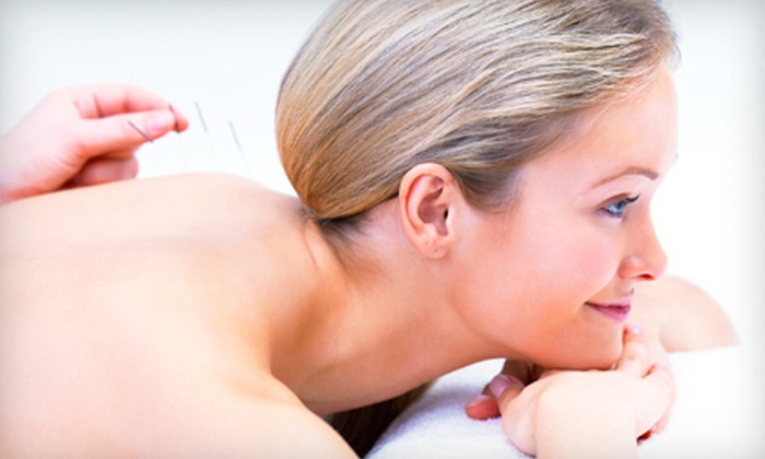 Island Integrative Health Clinic - Burnside: One or Three Acupuncture Treatments or Wellness Package at Island Integrative Health Clinic (Up to 73% Off)