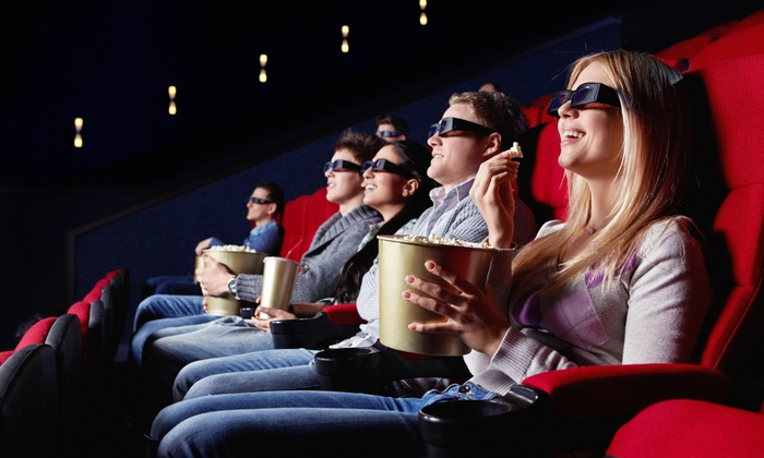 Navy Pier IMAX - Amazing Chicago's Funhouse Maze at Navy Pier: $24 for 2 Tickets to Island of Lemurs 3D with Popcorn and Sodas at Navy Pier IMAX (Up to $42.49 Value)