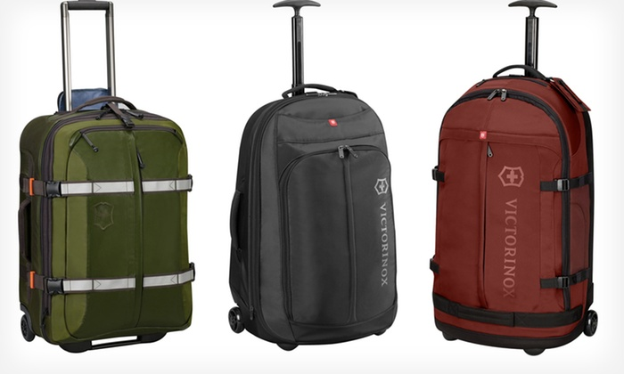 Victorinox Luggage: Victorinox Weekender, Duffel Bags, and Suitcases (Up to 37% Off). Multiple Designs Available. Free Shipping and Returns.