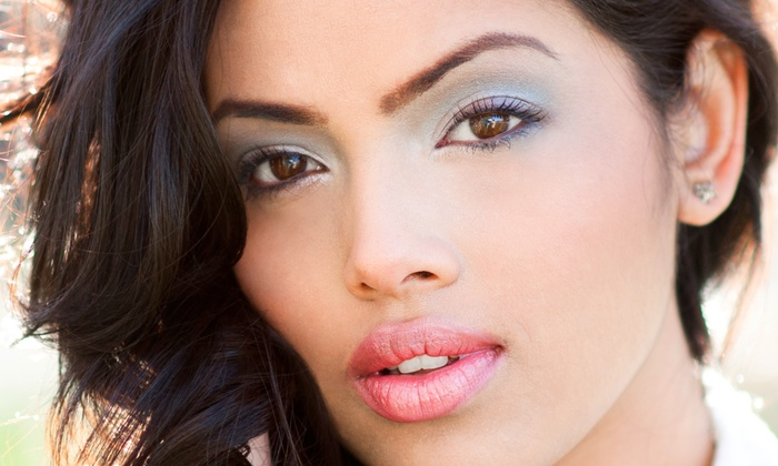 Alichia Ryan - Centennial: Permanent-Makeup Application on Upper or Lower Eyelids, Both Eyelids, or Both Eyebrows from Alichia Ryan (Up to 75% Off)