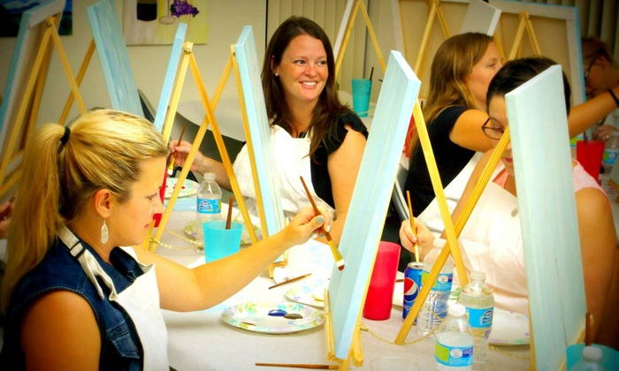 Art Obsession - Palm Beach: $25 for $45 Groupon — Art Obsession