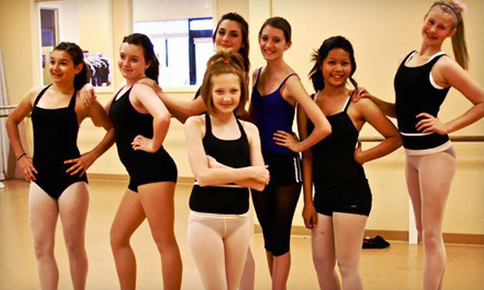 The Pointe Dance Center - Spring Valley: $30 Toward a Monthly Class Package