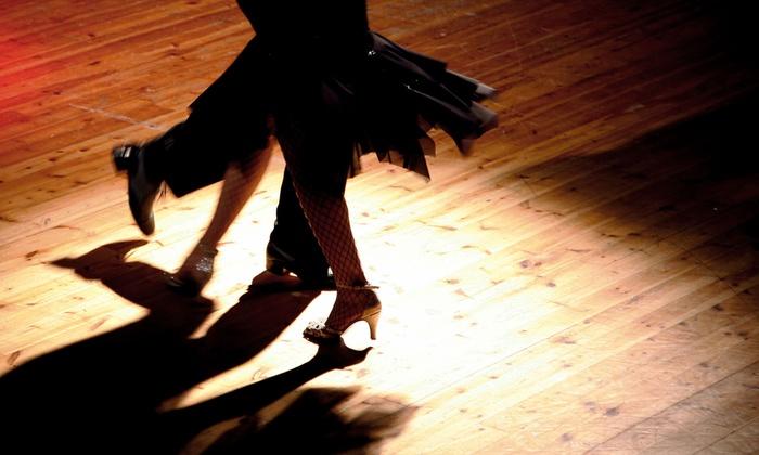 Ballroom, Etc. Dance Studio - Wall: Beginners Dance Course for One or Two at Ballroom, Etc. Dance Studio (Up to 54% Off)