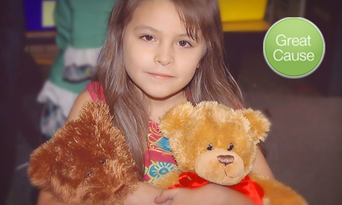 Washburn Center for Children: $10 Donation for Kids' Therapeutic Teddy Bears