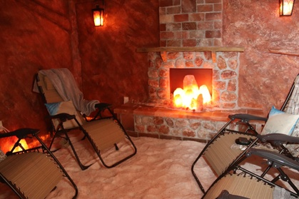 Salt Room Sessions at Mystic Float & Wellness Center (Up to 48% Off). Four Options Available.