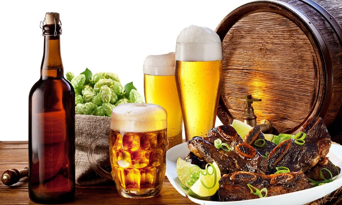 Admission and Beer Packages to Korean BBQ And Craft Beer Festival (Up to 44% Off). Six Options Available.