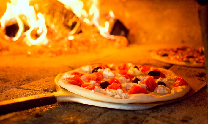 Pizza Shoppe - Bixby: $11 for $20 Worth of Pizza and Drinks at Pizza Shoppe