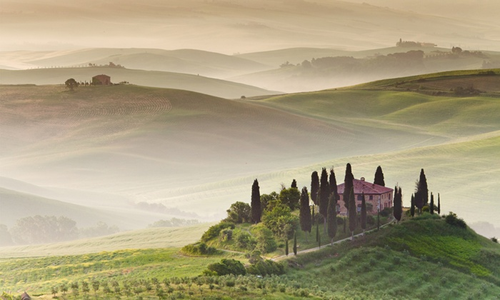 Tuscany Vacation with Airfare - Montecatini and Milan: 8-Day Tuscany Vacation with Airfare and Rental Car from Great Value Vacations. Price/Person Based on Double Occupancy.