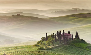 8-Day Vacation in Tuscany