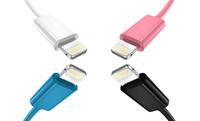 GROUPON: Mota Apple-Certified 3, 6, or 10 Ft. Lightning Cable Mota Apple-Certified 3, 6, or 10 Ft. Lightning Cable