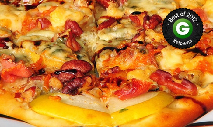 Twisted Tomato Kitchen - Central City: Italian-Fusion Dinner with Small Plates and Entrees for Two or Four at Twisted Tomato Kitchen (Up to 57% Off)
