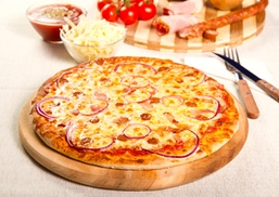 Luciano's Pizza: 60% off at Luciano's Pizza