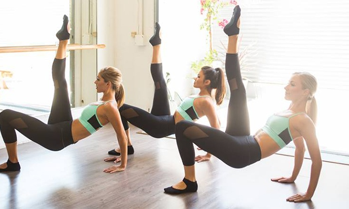 Xtend Barre - Poway: $50 for Five Barre Fitness Classes at Xtend Barre ($90 Value)