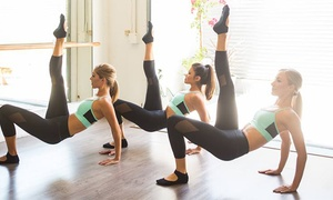 Xtend Barre: $50 for Five Barre Fitness Classes at Xtend Barre ($90 Value)