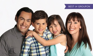 Portrait Package With Three-image Cd And Print Or Gallery Wrap At Jcpenney Portraits (up To 86% Off)
