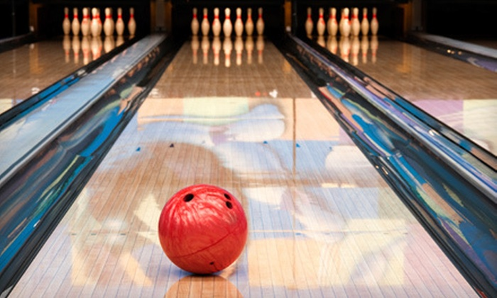 Superplay USA - St. Lucie West: $26 for Bowling and Indoor-Sports Outing for Up to Six at Superplay USA in Port St. Lucie (Up to $153 Value)