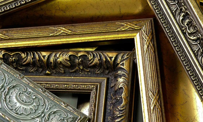JV Art Emporium - Woodbridge: $49 for $200 Toward Custom Framing Services at JV Art Emporium