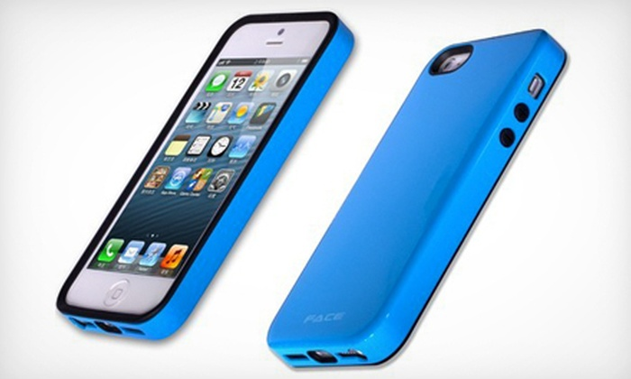 Fun Pix Inc. - Mccully - Moiliili: One or Two iPhone 5 FACE Cases at Fun Pix Inc. (Up to 58% Off)