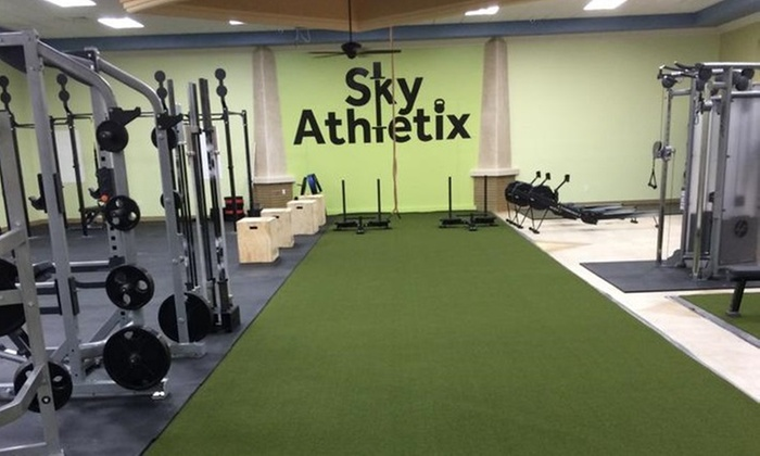 Sky Athletix - Lutz: One or Two Month Gym Membership at Sky Athletix (Up to 82% Off)