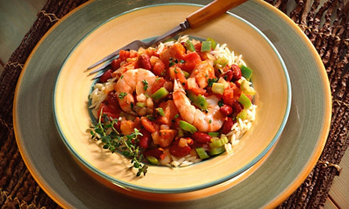 Bernard's Creole Kitchen - South San Antonio: Cajun Lunch for Two or Four with Entrees, Sides, and Drinks at Bernard's Creole Kitchen (55% Off)
