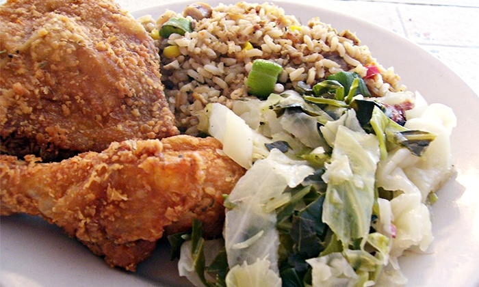 Workmen's Cafe - James Island: Southern Comfort Food at Workmen's Cafe (50% Off). Two Options Available.