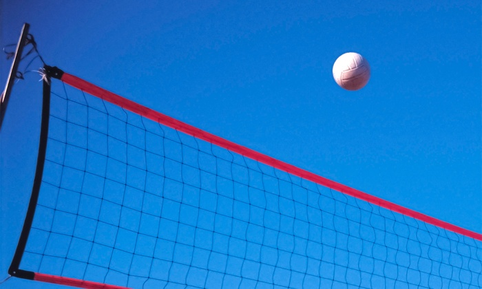 Wok's Up Beach Volleyball - Rockwood: Up to 30% Off Volleyball — Wok's Up Beach Volleyball; Valid Saturday