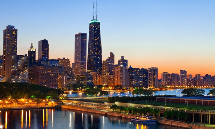 null - South Bend: Stay at Amalfi Hotel Chicago in Chicago, IL, with Dates into March
