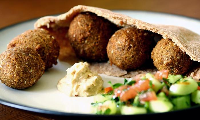 Gyros House - Renton: $8 for $16 Worth of Mediterranean Food at Gyros House