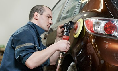 image for Ride Repairs: Car Scratch and Paintwork Touch-up from £16