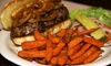Eleven Mile House - Saint Louis: Breakfast or Lunch with Drinks or Dinner with Beer Flights for Two or Four at Eleven Mile House (Up to 55% Off)