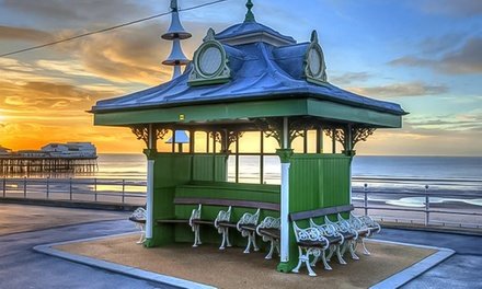 Blackpool: Room for Two with Breakfast