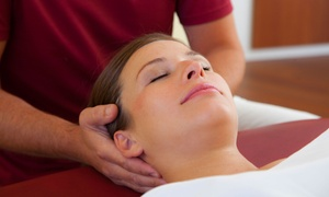Naperville Center for Health & Wellness: Chiropractic Packages with Massage at Naperville Center for Health & Wellness (Up to 93% Off)