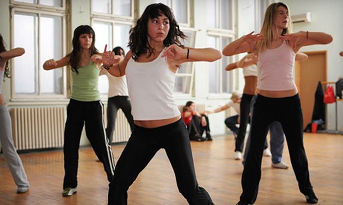Rendezvous Social Dance, Fitness & Events Club - North Bethesda Town Center,Randolph Hills: $10 Worth of Dance and Fitness Classes