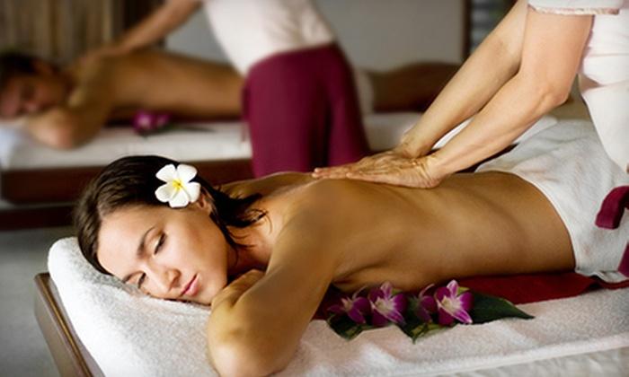 Blondies Hair Salon - Gibsonia: 60-Minute Massage for One or 60-Minute Couples Massage at Blondies Hair Salon (Up to 51% Off)