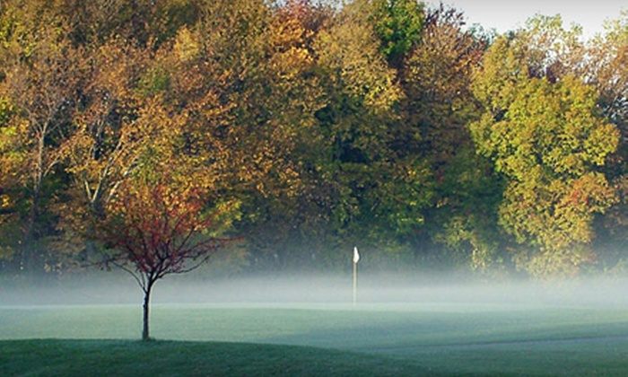 Chisago Lakes Golf Course - Saint Croix Falls: 18-Hole Round of Golf for Two or Four Including Cart Rental at Chisago Lakes Golf Course (Up to 57% Off)