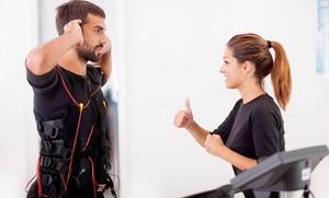 4 o 6 sesiones de electroestimulación muscular con entrenador personal desde 49 €