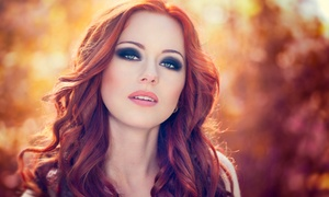 Rayna Hair Artistry: Haircut with Optional Color or Highlights at Rayna Hair Artistry (Up to 70% Off)