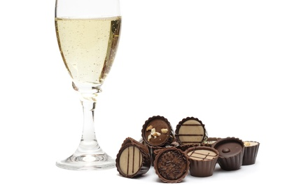 Chocolate & Wine Decadence Bus Tour from Taste Twin Cities  (50% Off). Five Dates Available.